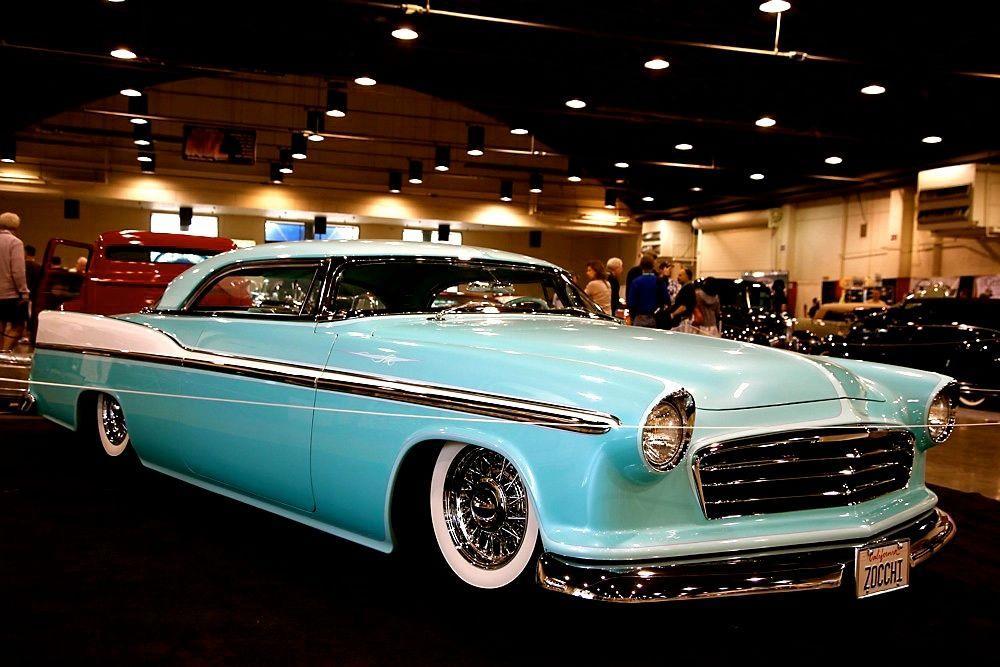 1956 Chrysler Windsor Custom Street rod car