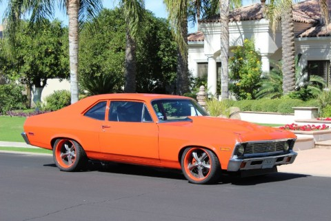 1972 Chevrolet Nova 850HP for sale
