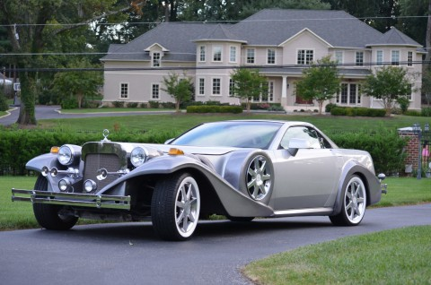2008 Cadillac XLR GodFather Roadster by Tony Palazzi for sale