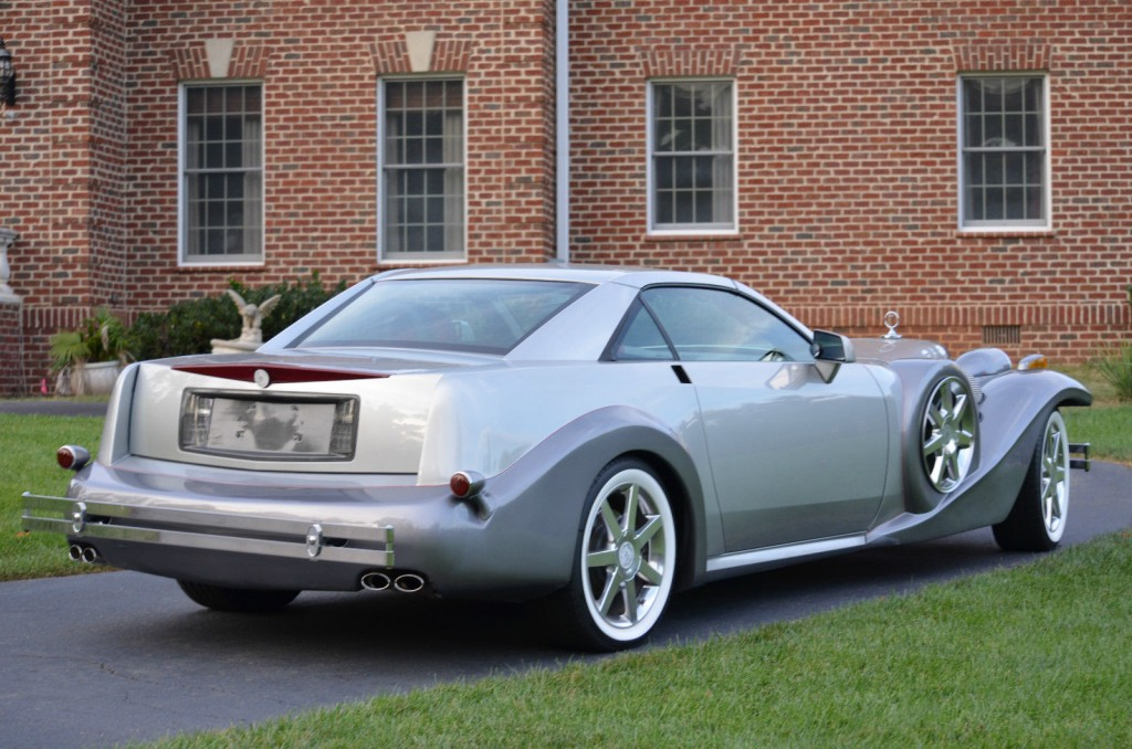 2008 Cadillac XLR GodFather Roadster by Tony Palazzi