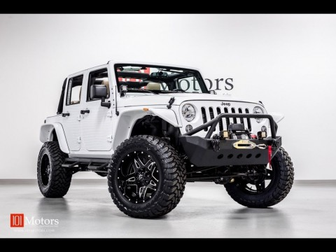 2015 Jeep Wrangler Unlimited Sport for sale