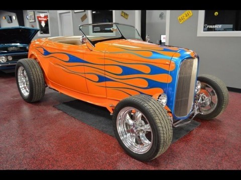 1932 Ford Roadster Highboy 2-Door Coupe by Zig's Street Rods for sale