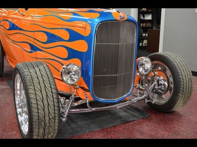 1932 Ford Roadster Highboy 2-Door Coupe by Zig's Street Rods