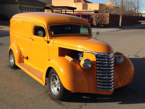 1939 GMC Panel van Chop top 400 small block for sale