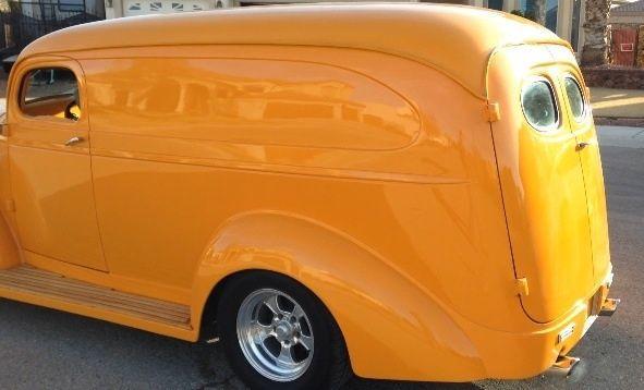 1939 GMC Panel van Chop top 400 small block
