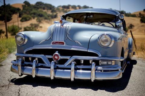 1951 Pontiac Chieftain 2-door coupe Custom for sale