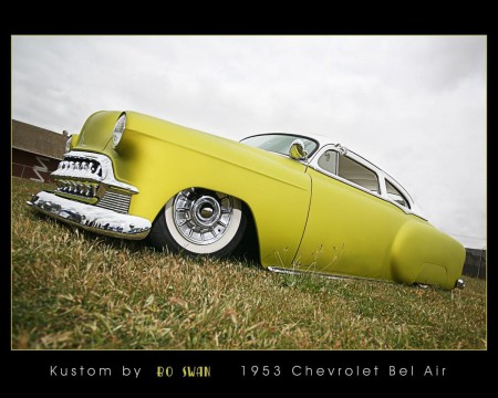 1953 Chevrolet 210 2door Sedan Top chop for sale