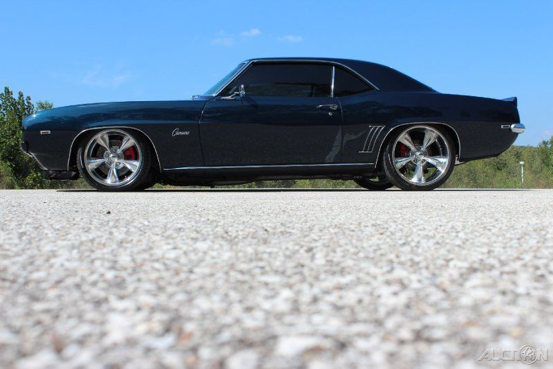 1969 chevrolet camaro rs ss pro touring for sale. Black Bedroom Furniture Sets. Home Design Ideas