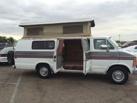 1991 Dodge B3500 Camper for sale