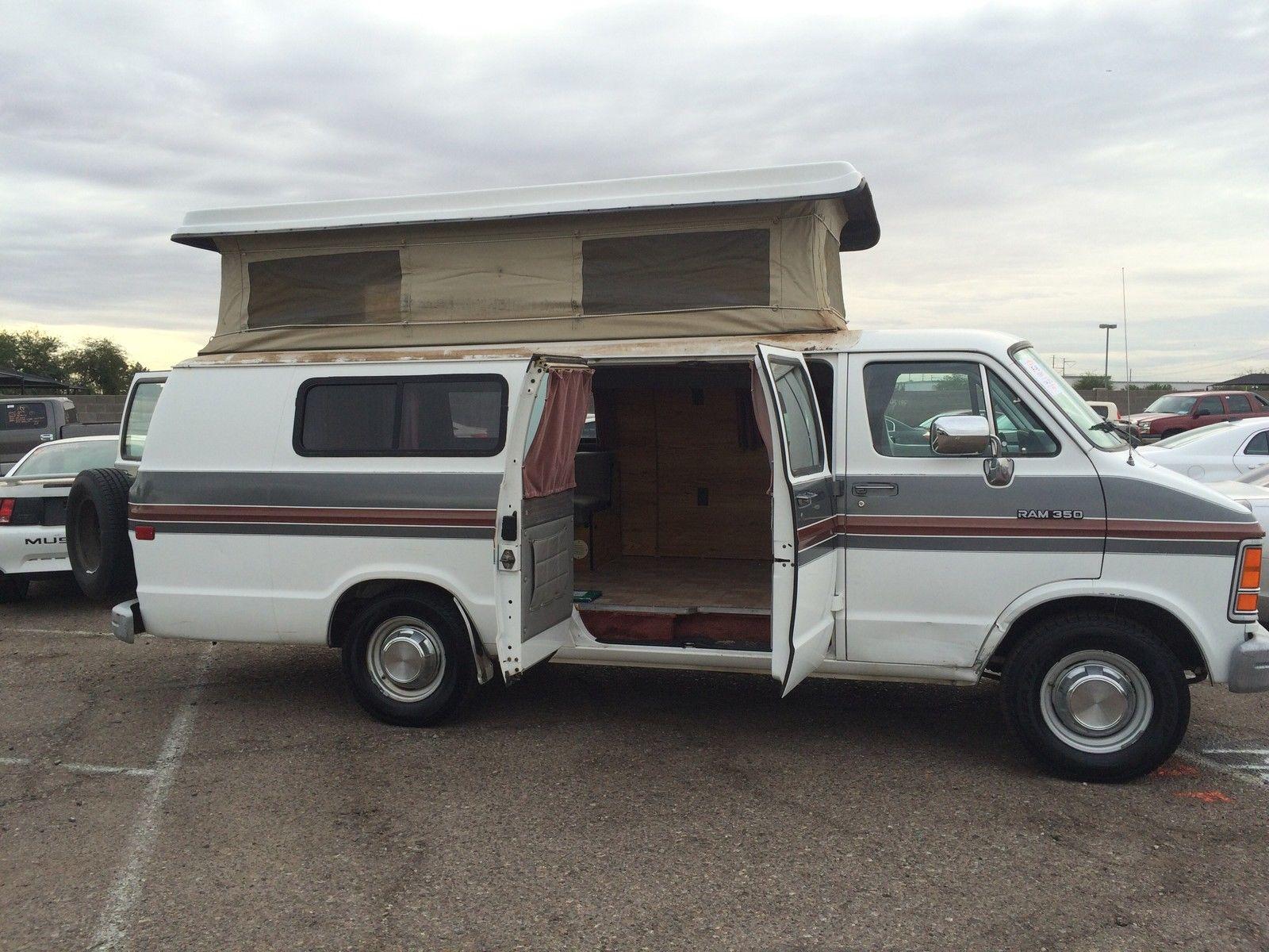 1991 Dodge B3500 Camper for sale
