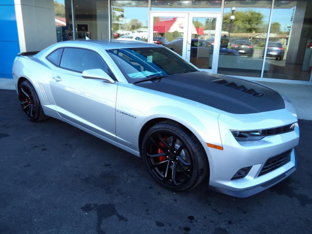 2015 Chevrolet Camaro 2dr Coupe SS W/2ss 1LE Performance
