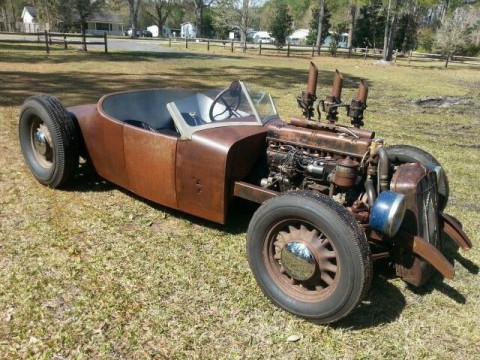 1922 Buick Roadster ratrod by Warped Mind Customs for sale