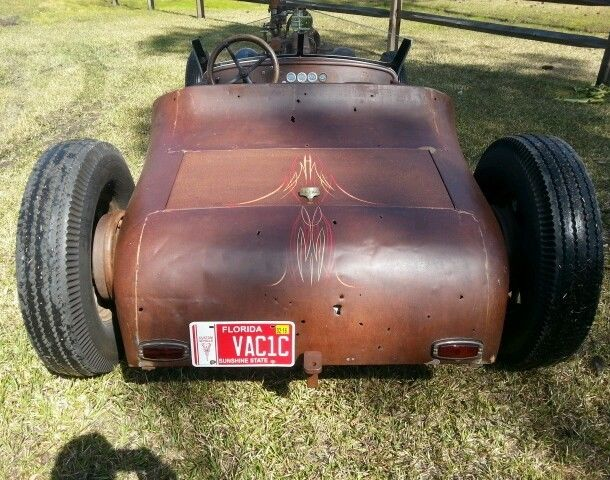 1922 Buick Roadster ratrod by Warped Mind Customs