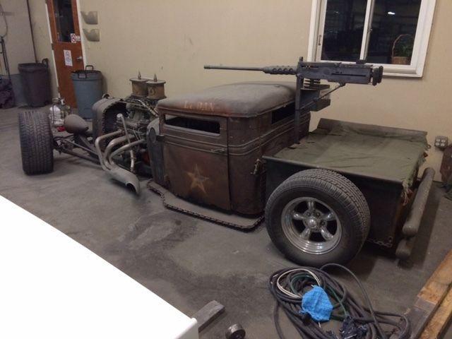 1930 Chevrolet Rat Rod Pickup