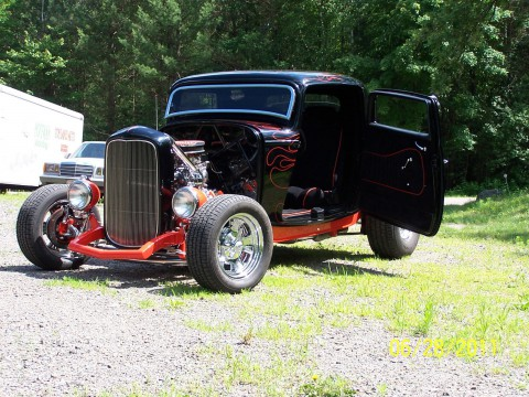 Index additionally 1932 Ford Vin Location together with 262751191414 additionally 1929 Ford Model A Panel Delivery For Sale moreover Chevy Drag Cars Sale. on 1930 ford model a 2 door sedan street rod