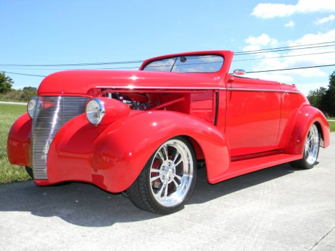 1939 Chevrolet Bel Air/150/210 Convertible for sale