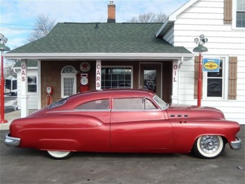 1950 Buick Special by Gil's Auto Body Works for sale