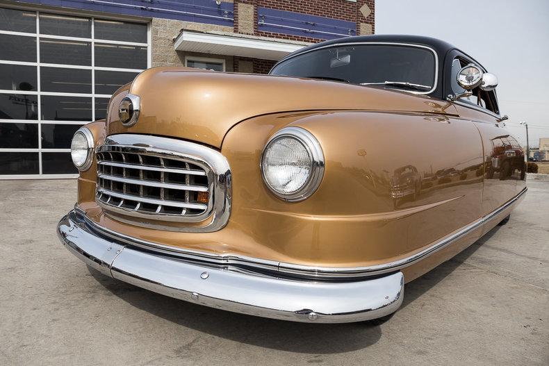 1950 Nash Statesman Custom Lowered Fresh Restoration