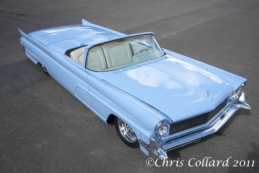 1959 Lincoln Mark IV Roadster