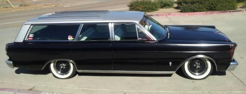 1965 Ford Galaxie Wagon for sale