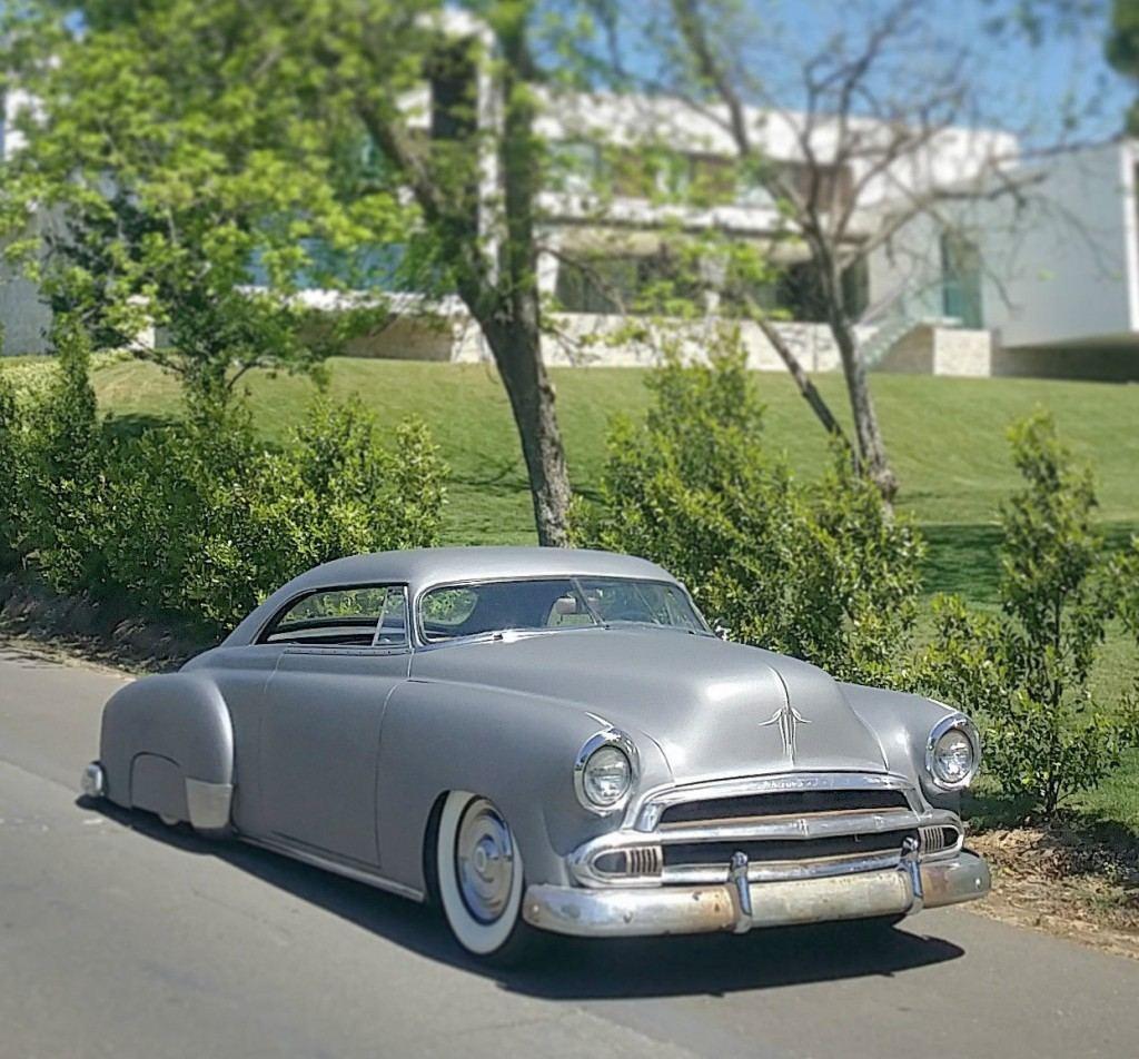 1951 Chevrolet Bel Air Chop Top
