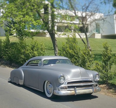 1951 Chevrolet Bel Air Chop Top for sale