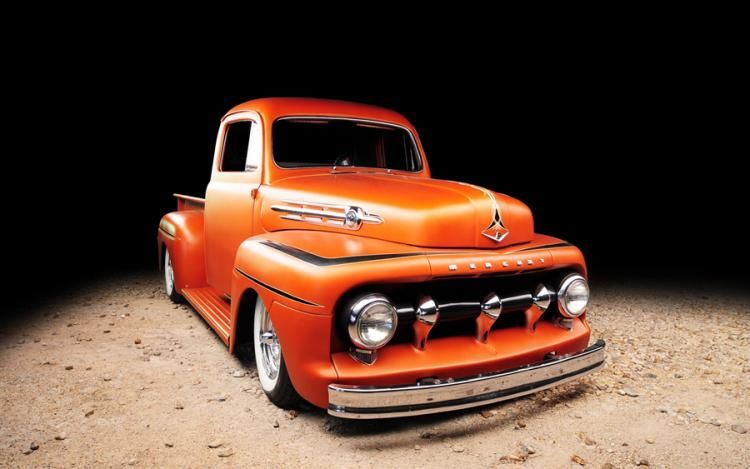 1951 Mercury M1 Pickup