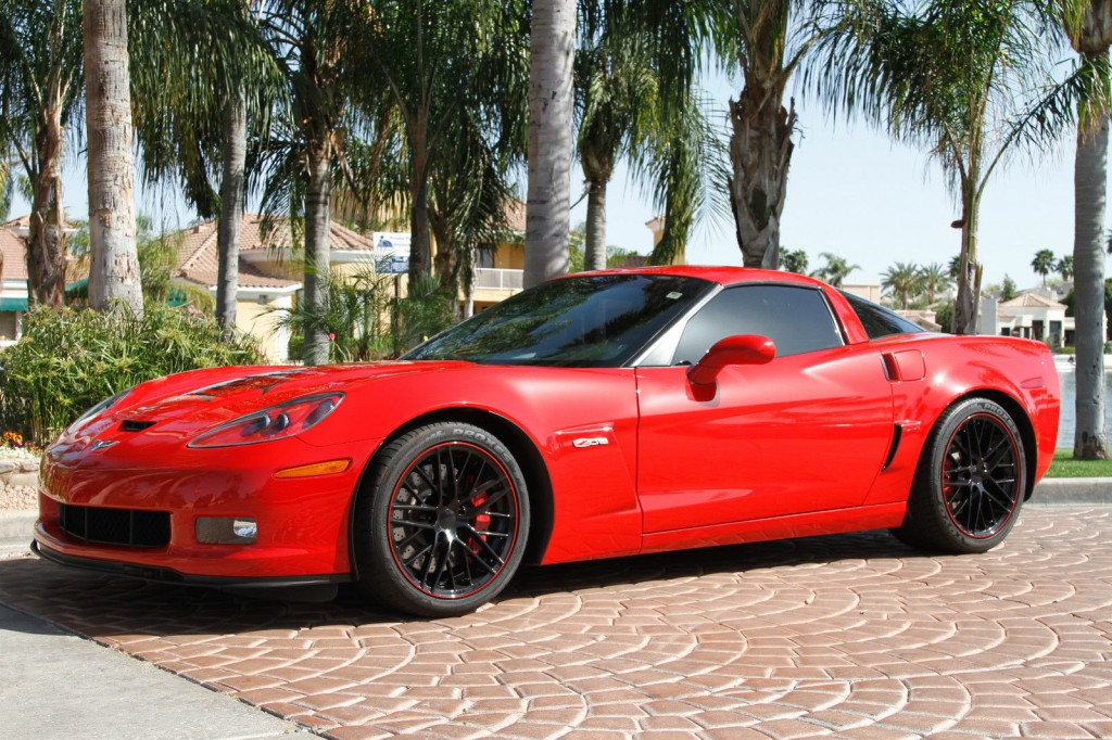 2008 chevrolet corvette z06 airbrushed for sale. Black Bedroom Furniture Sets. Home Design Ideas