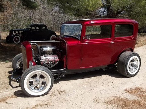 1932 Ford 2 door for sale