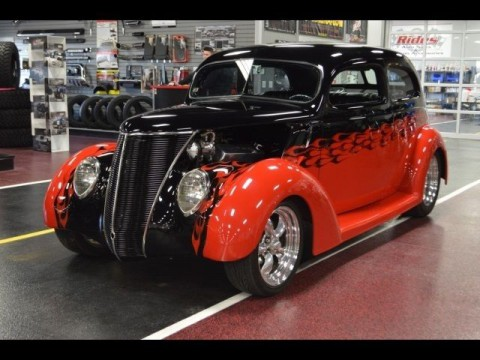 1937 Ford sedan 429 Cobra Jet for sale