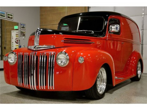 1947 Ford Panel Truck for sale