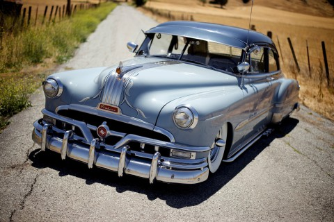 1951 Pontiac Chieftain deluxe for sale
