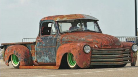 1952 Chevrolet 5 Window 3100 Truck for sale