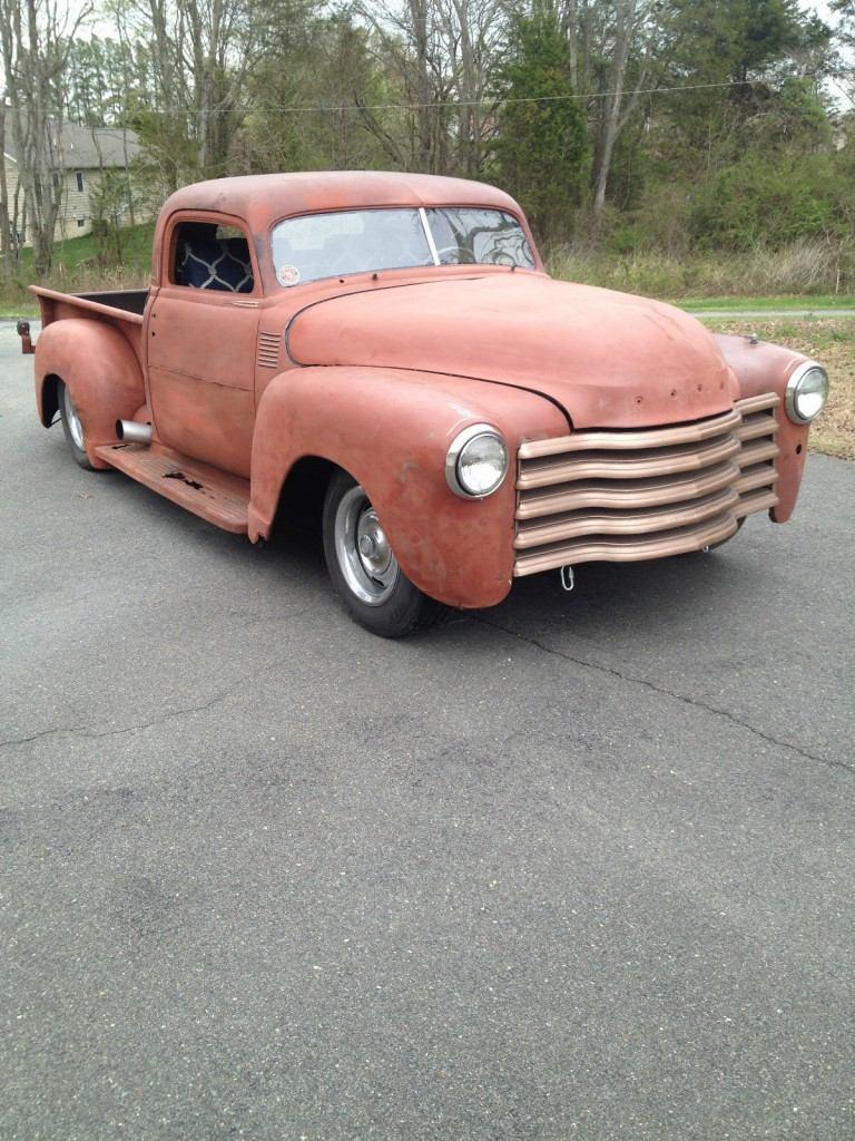 1952 Chevrolet C/K Pickup 1500