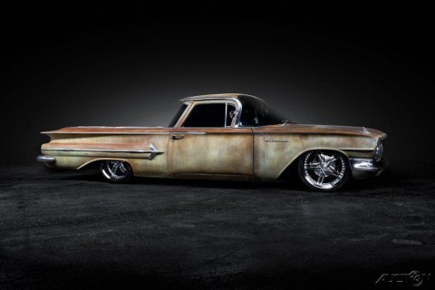 1960 Chevrolet El Camino for sale