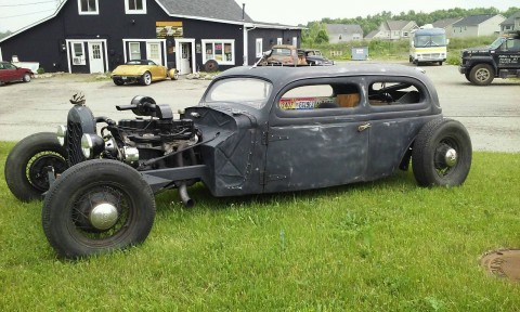 1935 Ford Frankenstein Rat Rod for sale