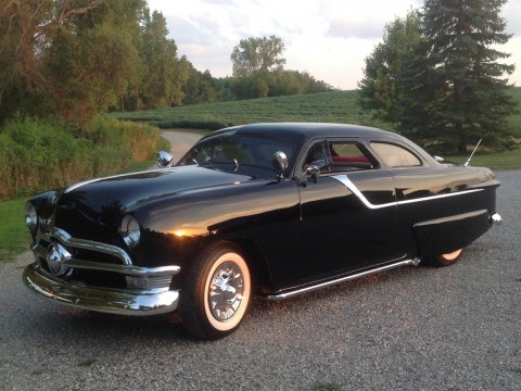 1950 Ford Tudor for sale