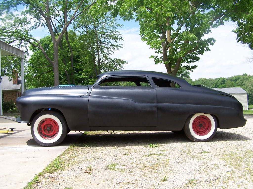 Ford Mercury 1950 For Sale >> 1950 Mercury coupe for sale