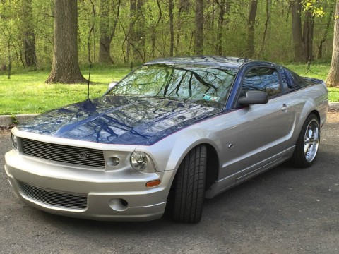2007 Ford Mustang GT Foose Stallion for sale