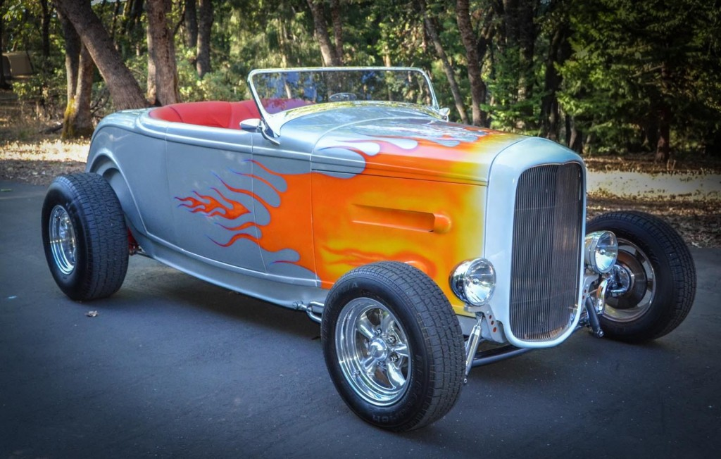 1932 Ford Ford Roadster Custom Street Rod