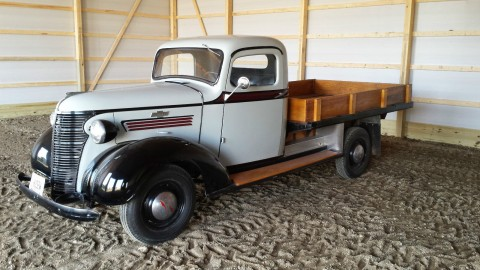 1938 Chevy Truck Custom for sale
