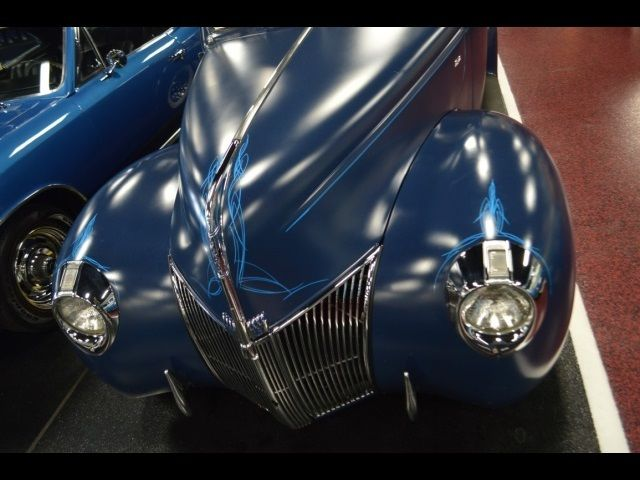 1940 Ford 2 door sedan flat head custom street rod