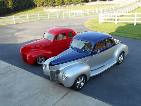1940 Ford Coupe Custom for sale