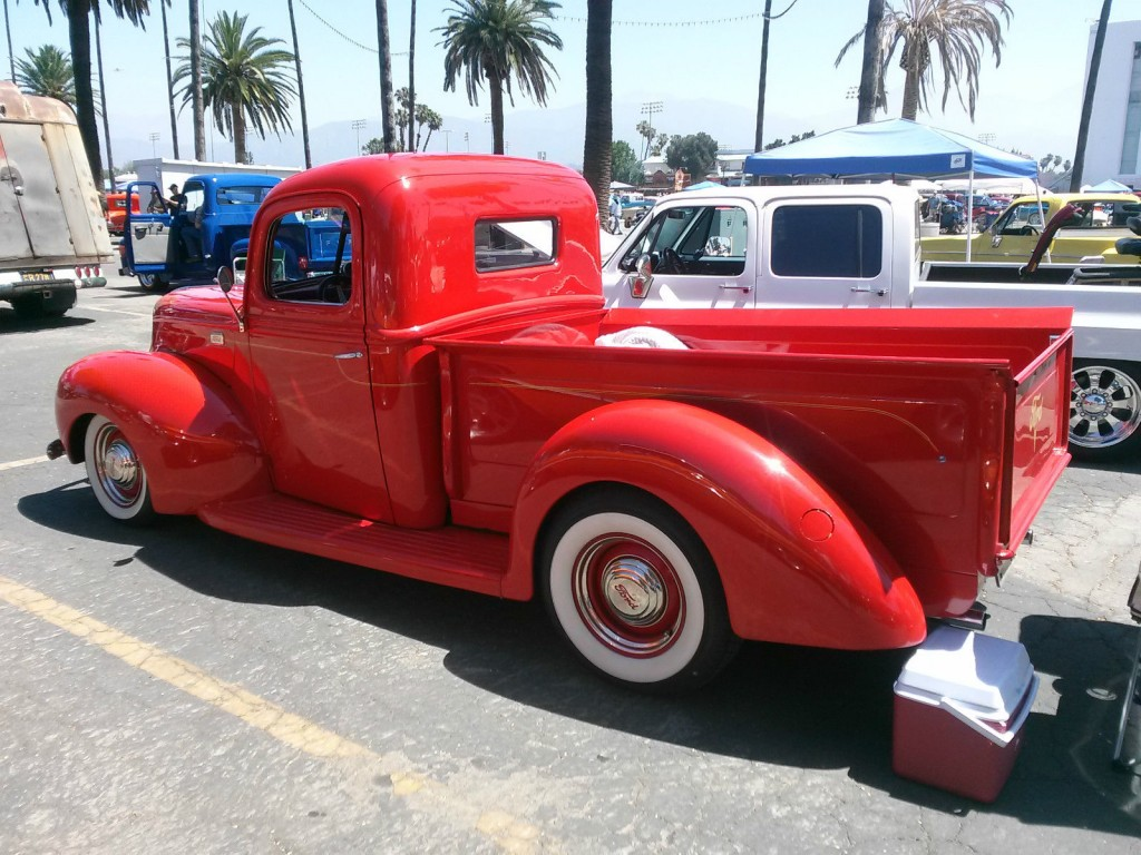 1941 FORD P/UP TRUCK