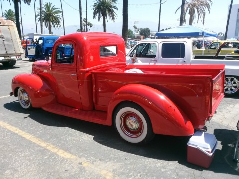 1941 FORD P/UP TRUCK for sale