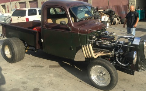1946 Chevy Rat Rod Pick Up for sale