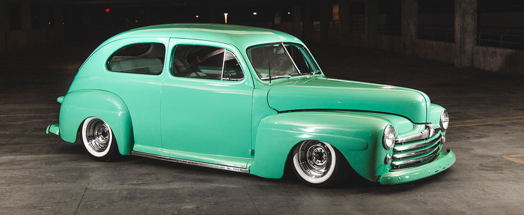 1947 Ford Hot Rod Two Door Daily Driver