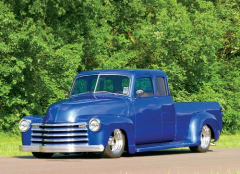 1948 Chevrolet Extended Cab Truck for sale