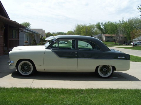1950 Ford 50s custom hot rod for sale