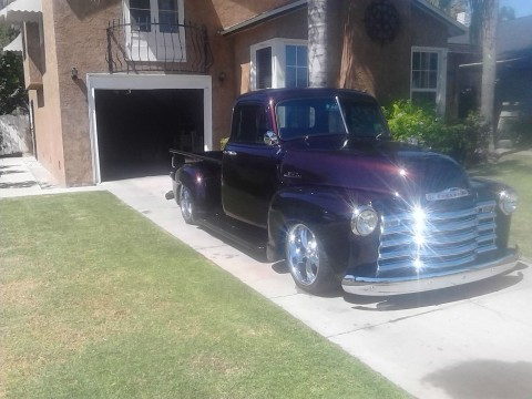 1953 Chevrolet Pickup 3100 Custom Cab for sale